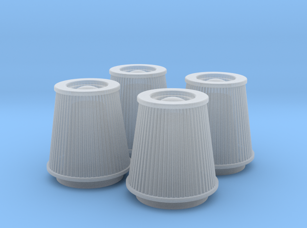 1/25 K&N Cone Style Air Filters TDR 4930