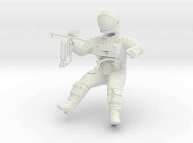 Gemini EVA Astronaut / 1:32 in White Strong & Flexible
