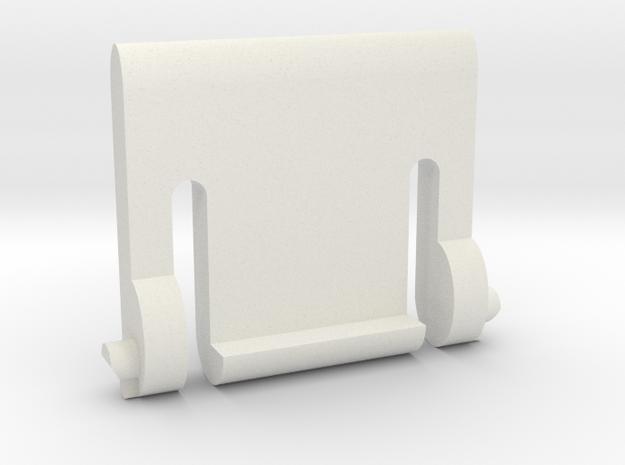 Razer Marauder keyboard leg in White Strong & Flexible