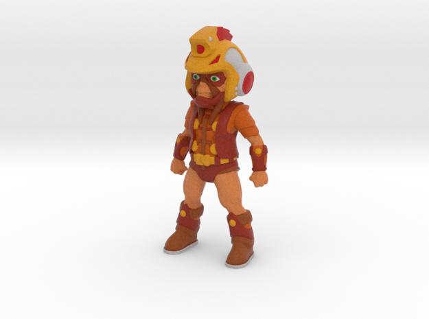 Primacron homage Space Monkey 3.75inch Mini Figure 3d printed