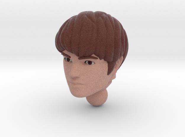 Daniel Homage Exosuit Head For TF FOC JAZZ 3d printed