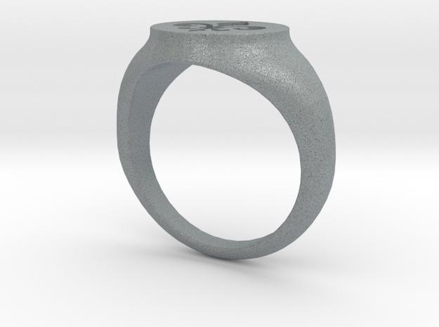Signet Ring - Fleur De Lis