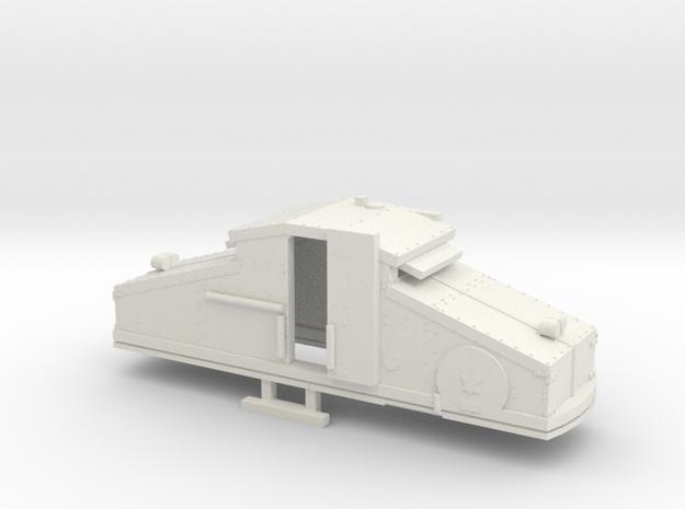 B-1-160-crochat-loco1b in White Natural Versatile Plastic