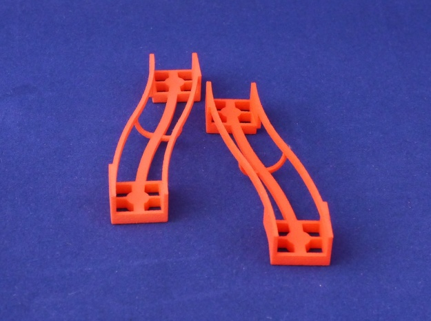 Marble Run Bricks: S-Bend Track Set