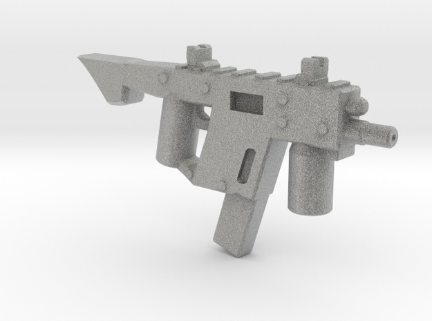 Vector SMG 3d printed