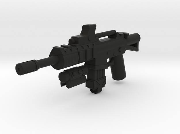 Hybrid M4A1 3d printed