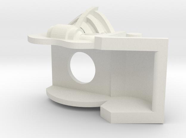 Arms in White Natural Versatile Plastic