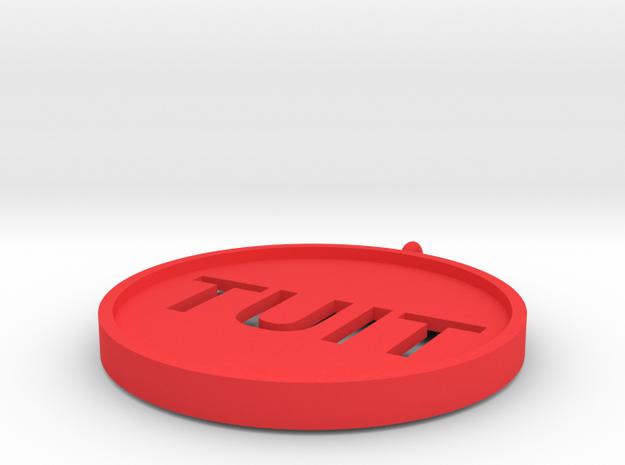 Round TUIT 3d printed