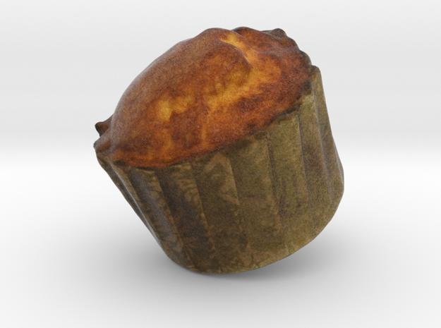 The Muffin in Full Color Sandstone