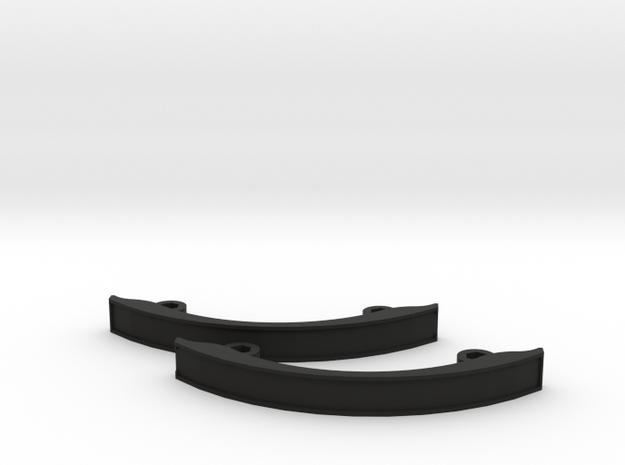 qav400 light bars Works! in Black Natural Versatile Plastic