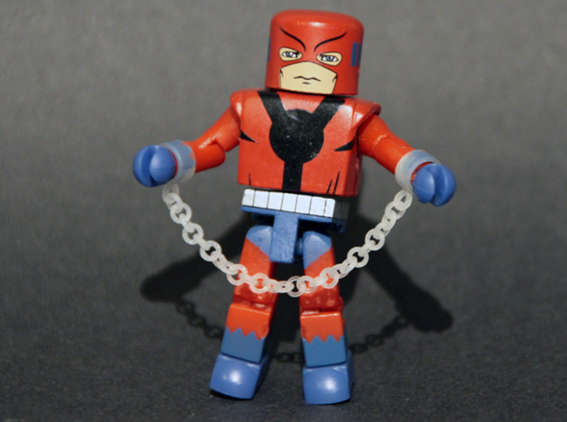 Chains for Minimate in Smooth Fine Detail Plastic