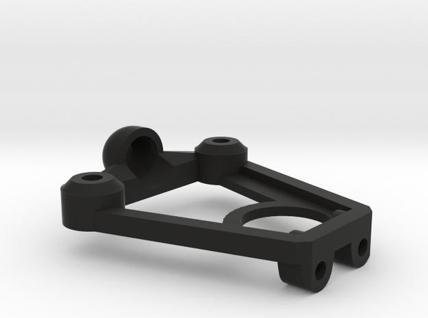 Shock Mount V6 in Black Natural Versatile Plastic