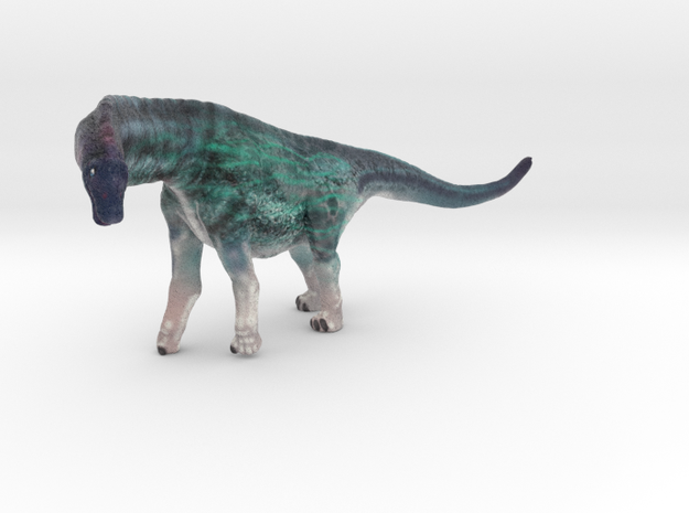 Isisaurus Color in Full Color Sandstone