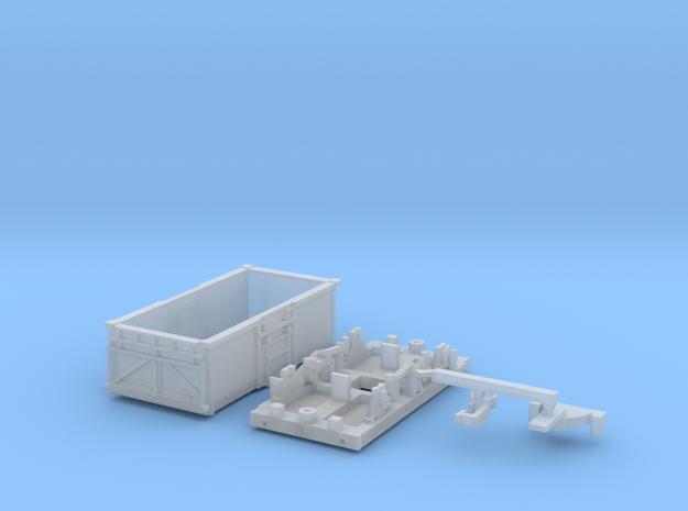 Z 16ton Mineral Wagon D99 3d printed