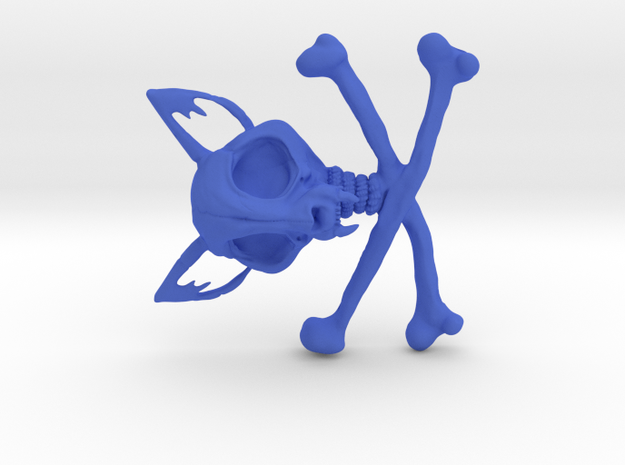 PIRATE-CATS The LOGO!!!! 3d printed