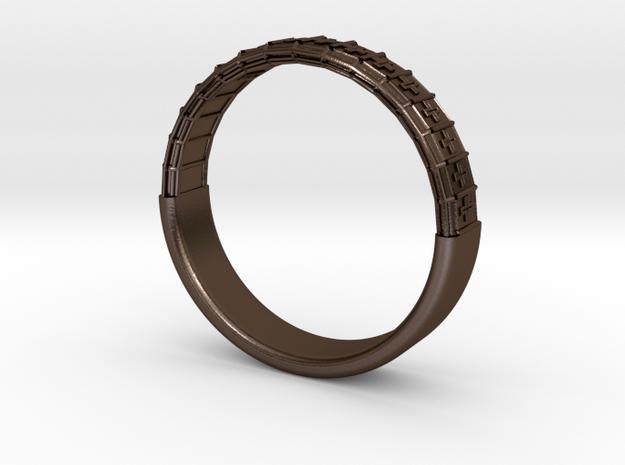 Atom Array Ring Detailed Half