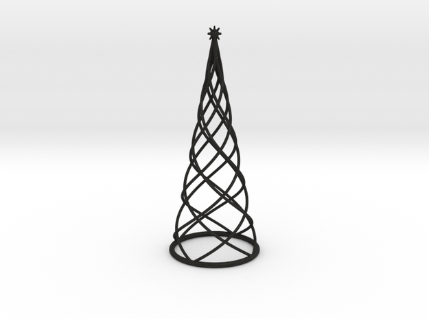 Tealight Cover - Tree (1/3) 3d printed