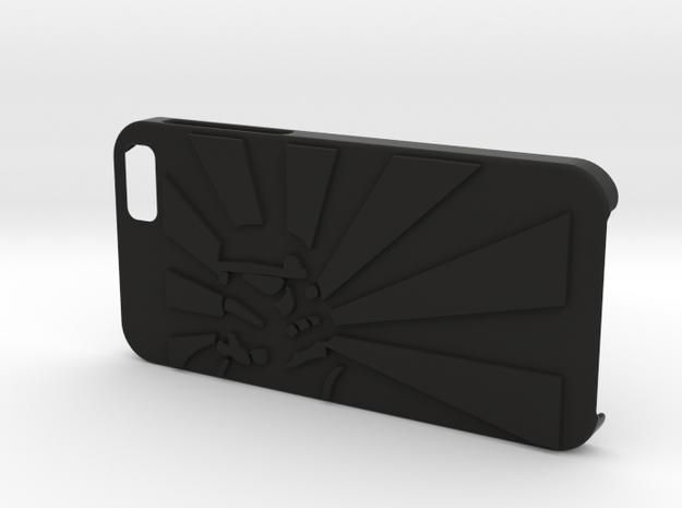 Iphone 6 Star Wars  case in Black Natural Versatile Plastic