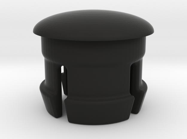 Bar end - Flat/Rear (for 22.2mm handlebar extensio 3d printed