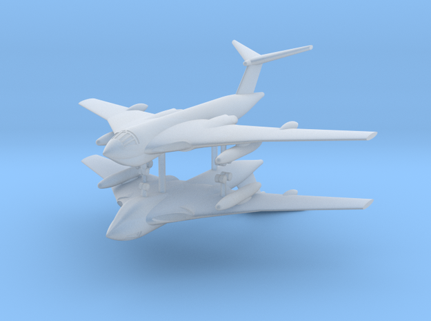1/600 Handley Page Victor Bomber (x2)