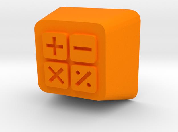 Cherry MX Calculator Keycap 3d printed
