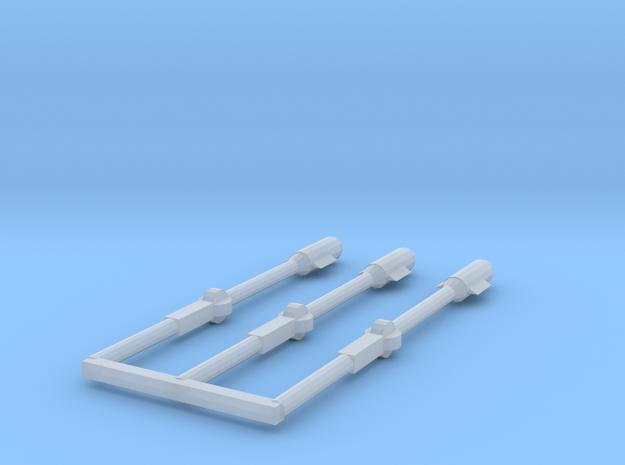 G2 Cybjet Missiles 3d printed