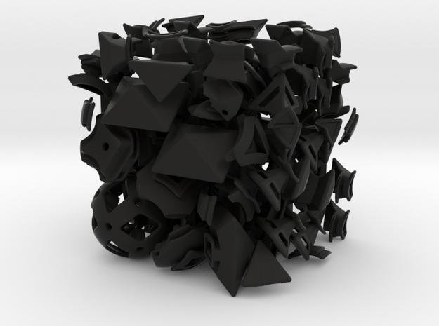 3x3x3 Rainbow Cube