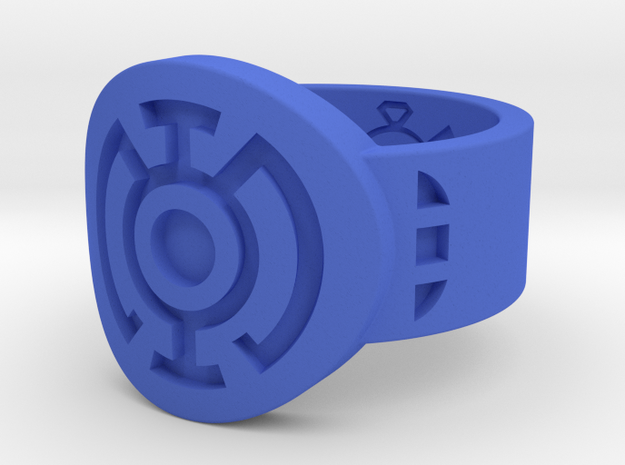 Blue Hope FF Ring