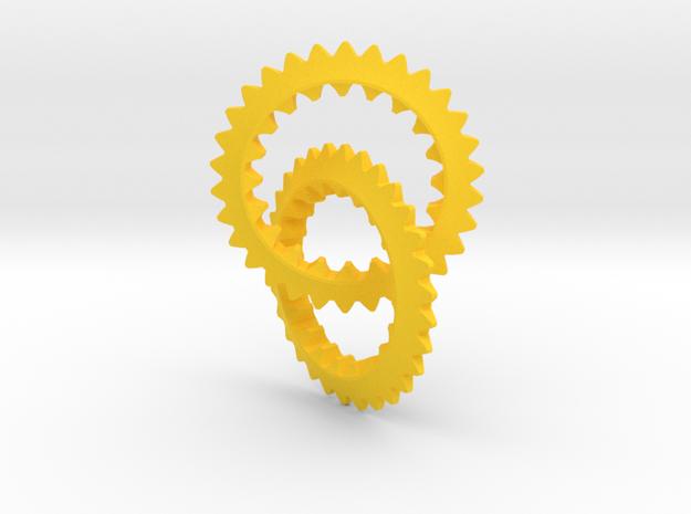 Smaller Widget #3 of 4 3d printed