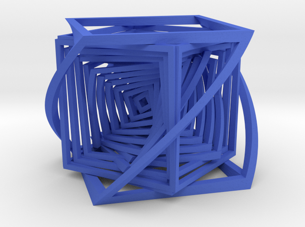 The Bend Cube.