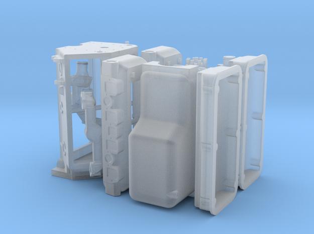 1/16 392 Hemi Basic Block Kit 3d printed