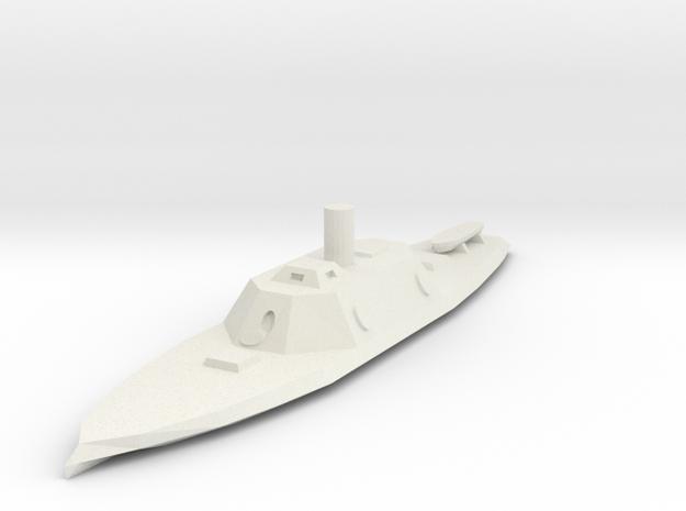 1/600 CSS Albemarle  in White Natural Versatile Plastic
