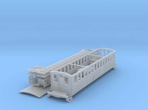 R05wi N scale 3d printed