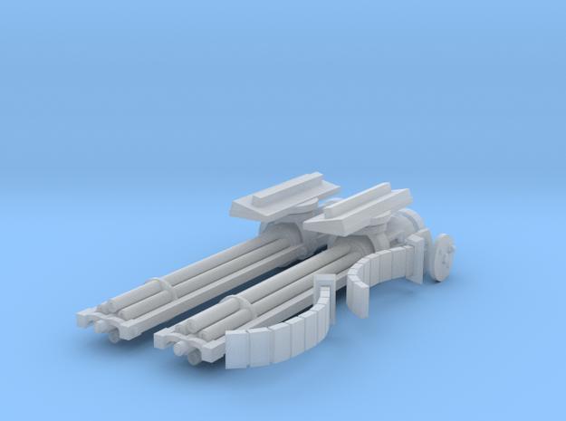 Flyer Vulture Gathling guns kit
