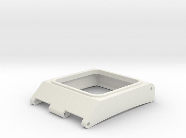 Range Finder Eyepiece in White Natural Versatile Plastic