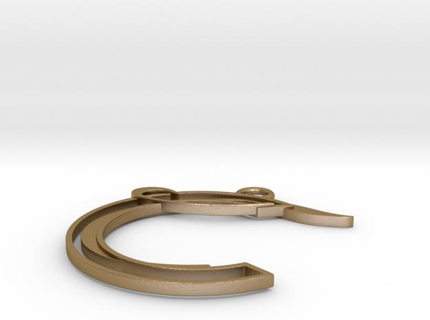 Corelia Pendant 3d printed