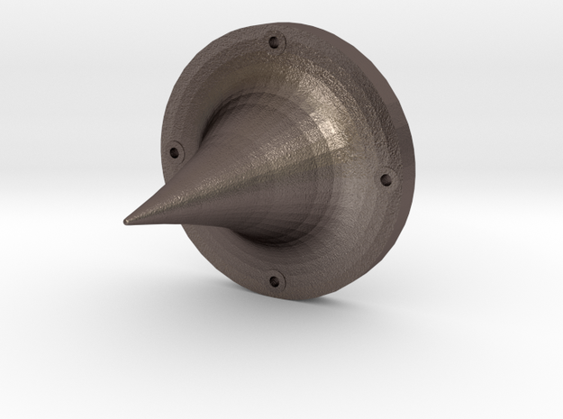 Lima Diamond Stack Cone - 1-8th Scale 3d printed