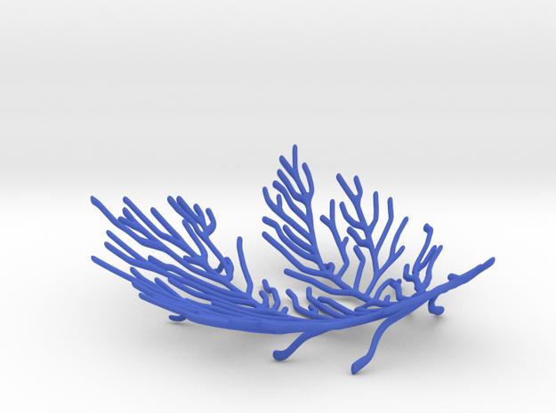 Small Delicate Coral Bowl