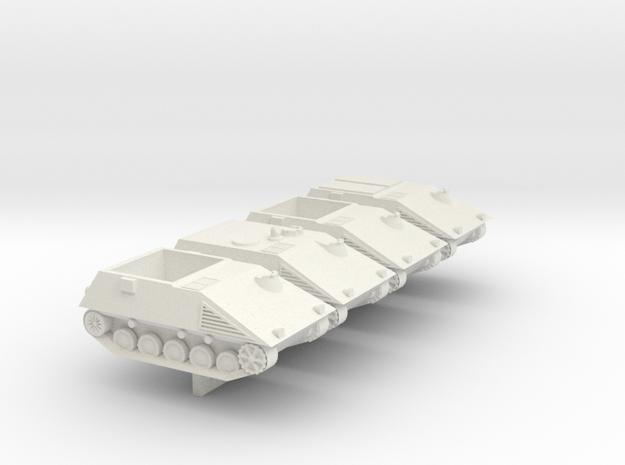 1/300 SPZ kurz variants 3d printed