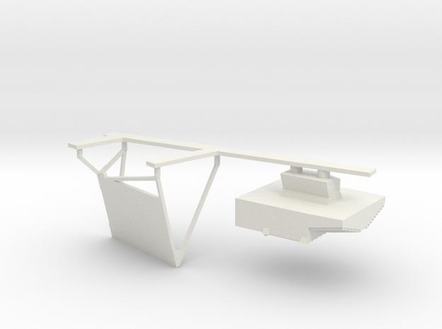08-Landing Radar in White Strong & Flexible