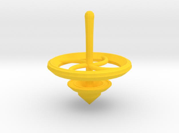 Dizzy Toy Top