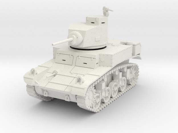 PV27A M3 Stuart Light Tank (28mm) 3d printed