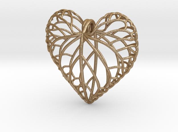 Viola leaf heart