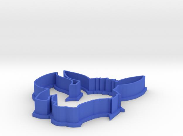 Eevee Cookie Cutter 3d printed