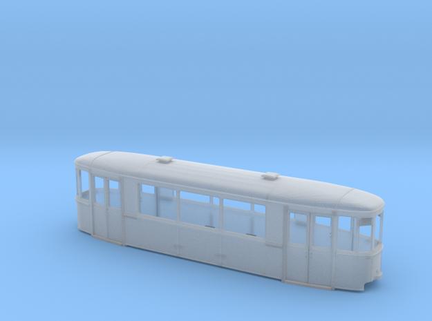 Wagenkasten  EB2mr in Smooth Fine Detail Plastic