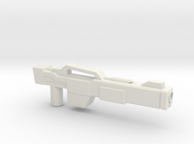 Rifle (No Details) 3d printed