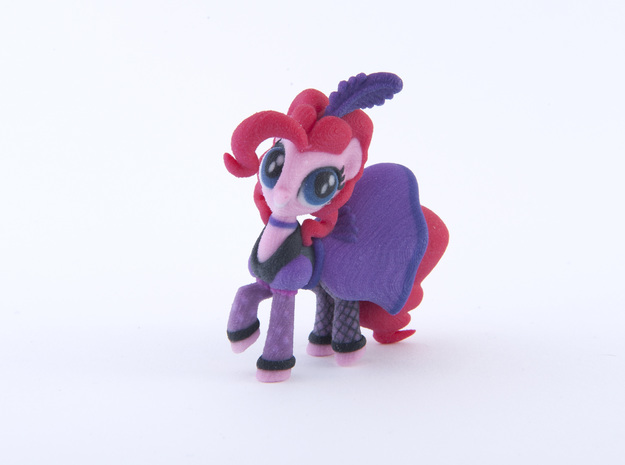 Can Can Pinkie