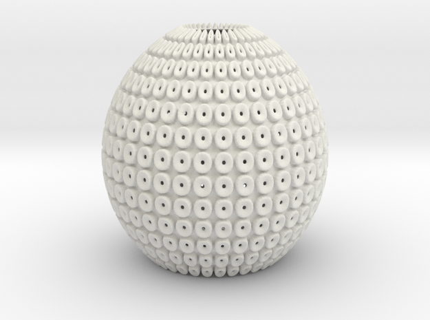 Lampshade (Ikebana 1 Voro) 3d printed