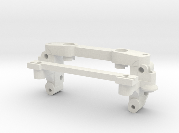 AA Mount V5 in White Strong & Flexible