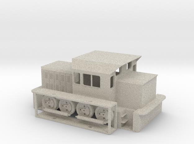 NSWGR X200 Rail Tractor Kit HO Scale